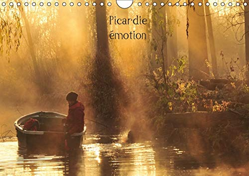 9781325287925 - LE GAC H: PICARDIE EMOTION CALENDRIER MURAL 2018 DIN A4 HORIZONTAL - Livre