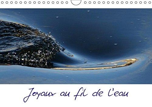 Joyaux au fil de l'eau (Calendrier mural: Jean Michel TISSEYRE