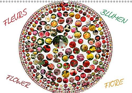 9781325294114 - Pierre-Antoine Favre: Fleurs Fiore Flower Blumen 2018: Des Beautes a Admirer Toute L annee - Livre