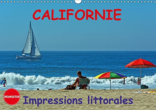 9781325295395 - Andreas Schoen: Californie 2018: Impressions Littorales - Book