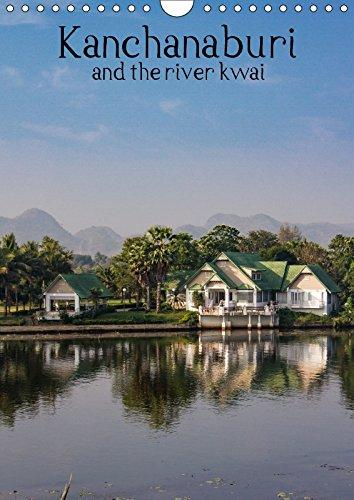 Kanchanaburi and the river kwai (Wall Calendar: Kevin Mcguinness