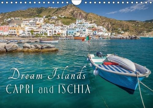 Dream Islands Capri and Ischia (Wall Calendar: Christian Mueringer