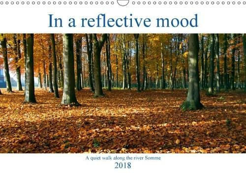 In a reflective mood (Wall Calendar 2018: Terry Hewlett