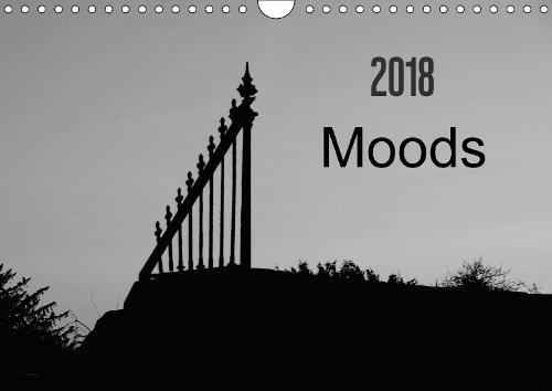 Moods 2018 (Wall Calendar 2018 DIN A4: Mark Healey