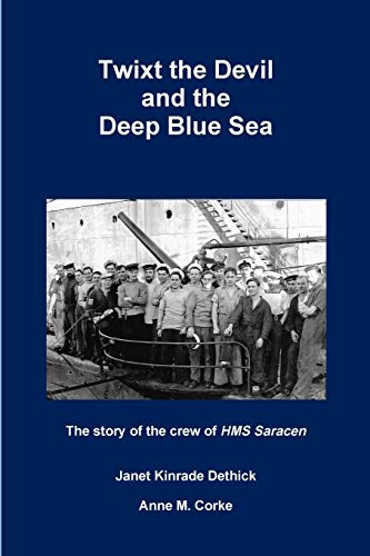 9781326063207: Twixt the Devil and the Deep Blue Sea