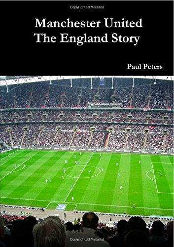 9781326075446: Manchester United The England Story