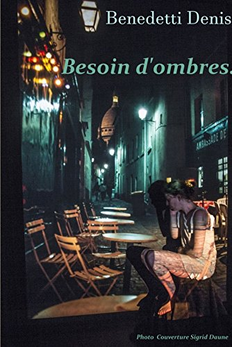 9781326083656: Besoin d'ombres.