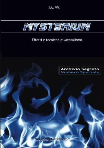 9781326166625: Mysterium - Effetti di Mentalismo (Italian Edition)