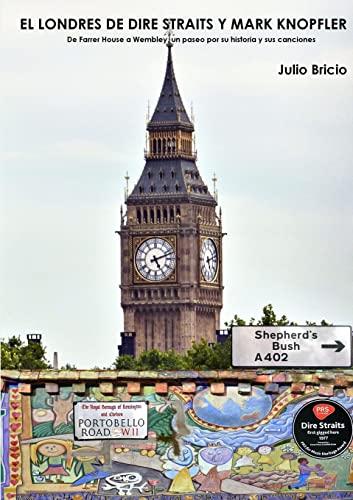 9781326173623: El Londres de Dire Straits y Mark Knopfler