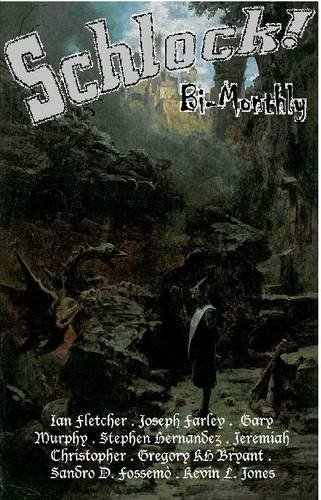 9781326186708: Schlock Bi-Monthly: Issue 9