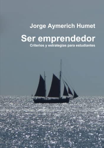 9781326241407: Ser emprendedor
