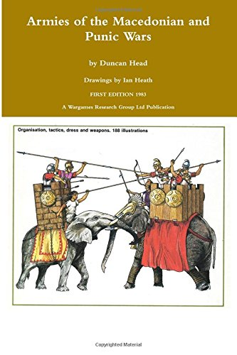 9781326256562: Armies of the Macedonian and Punic Wars