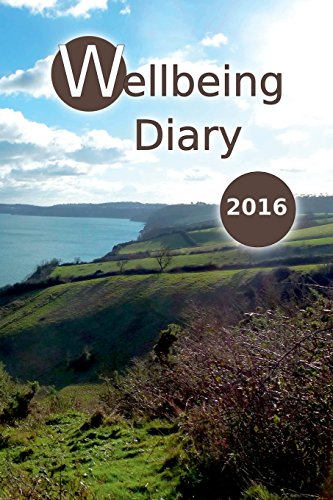 9781326268992: Wellbeing Diary 2016