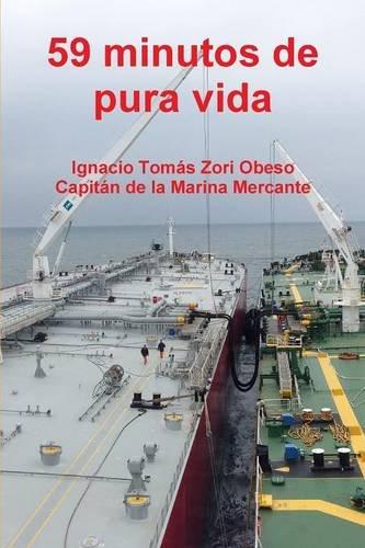 9781326276355: 59 minutos de pura vida (Spanish Edition)