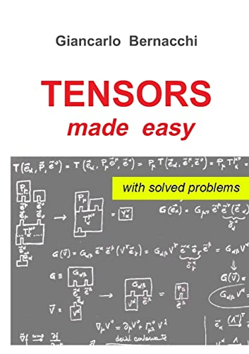 9781326292539: TENSORS made easy with SOLVED PROBLEMS