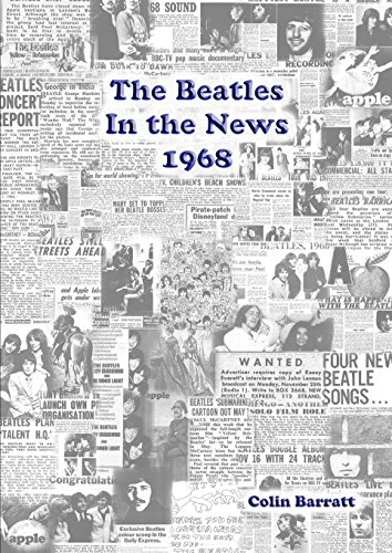 The Beatles In the News 1968: Colin Barratt