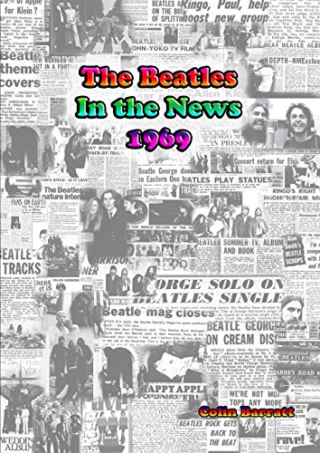 9781326366339: The Beatles In the News 1969