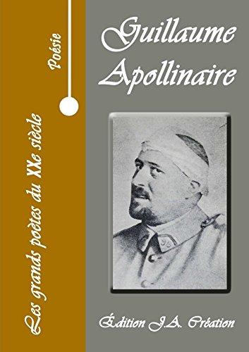 9781326389390: Les grands poètes du Xxè siècle - Guillaume Apollinaire