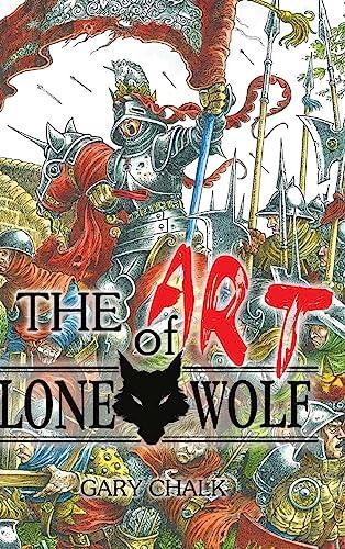9781326440299: The Art of Lone Wolf - Hardback