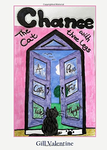 9781326441531: Chance the Cat with Three Legs - A Cat's Tale