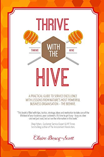 9781326492830: Thrive with The Hive