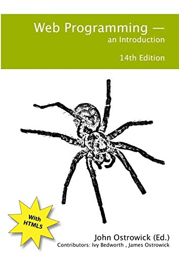9781326502492: Web Programming - An Introduction
