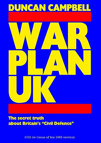 9781326506124: War Plan UK