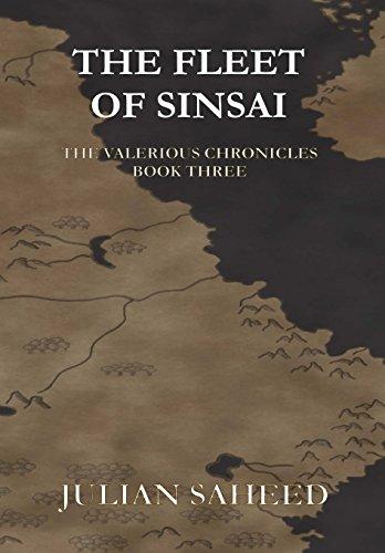 9781326534530: The Fleet of Sinsai