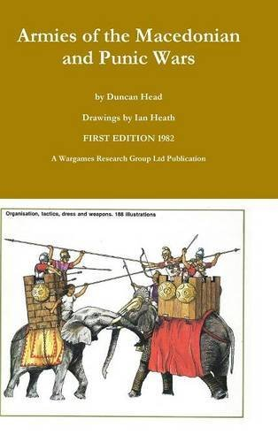 9781326560515: Armies of the Macedonian and Punic Wars