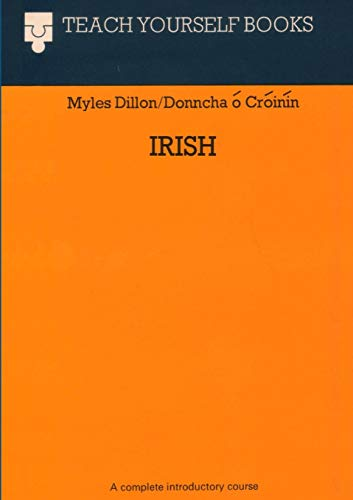 Teach Yourself Irish (1961) (Paperback): Myles Dillon, Donncha