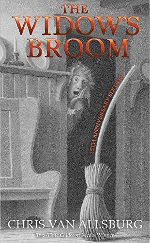 9781328470195: Widow's Broom (25th Anniversary Edition), The
