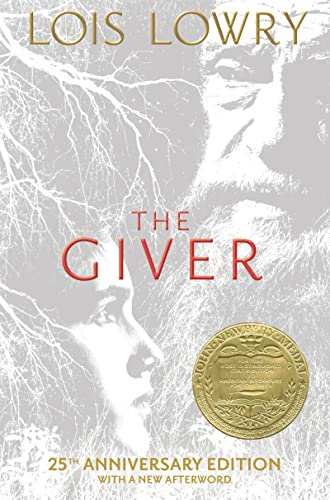 9781328471222: The Giver (25th Anniversary Edition): 25th Anniversary Edition (Giver Quartet)