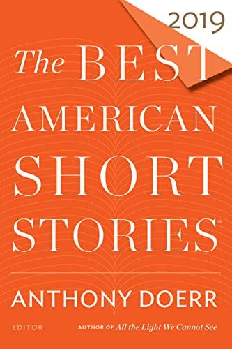 9781328484246: The Best American Short Stories 2019 (Best American Series (R))