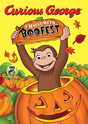 Curious George: A Halloween Boo Fest (Board: H A Rey
