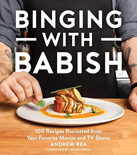 9781328589897: Binging with Babish: 100 Recipes Recreated from Your Favorite Movies and TV Shows