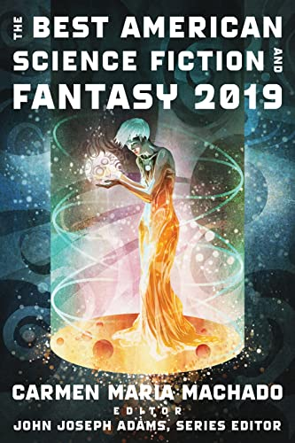9781328604378: The Best American Science Fiction and Fantasy 2019 (Best American Series (R))