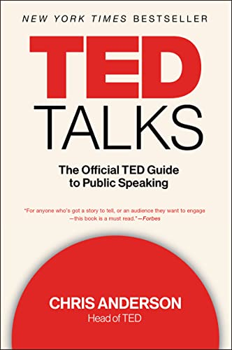 9781328710284: TED Talks: The Official TED Guide to Public Speaking