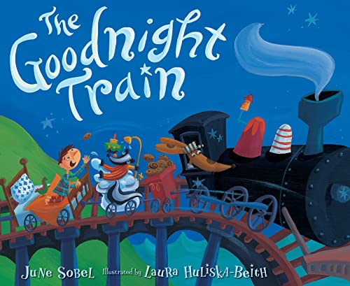 9781328740021: The Goodnight Train
