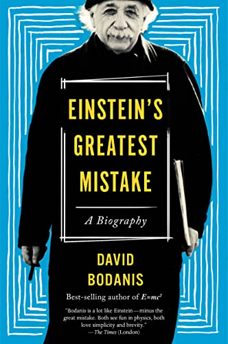 9781328745521: Einstein's Greatest Mistake: A Biography
