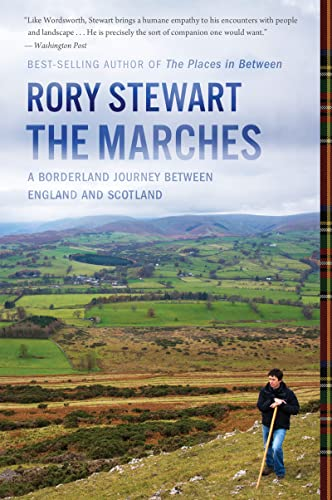9781328745651: The Marches: A Borderland Journey Between England and Scotland