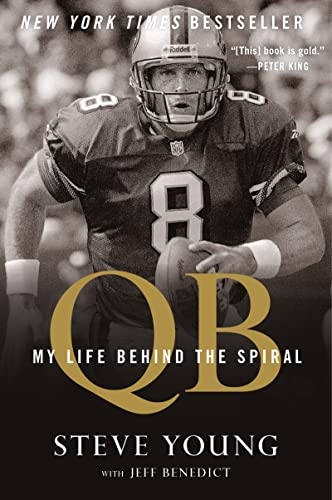 9781328745729: Qb: My Life Behind the Spiral