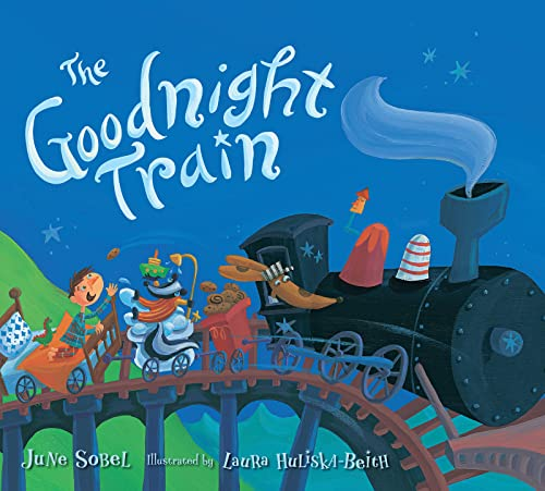 9781328764386: The Goodnight Train: (Lap Board Book)