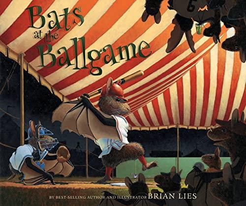 9781328886132: Bats at the Ballgame (A Bat Book)