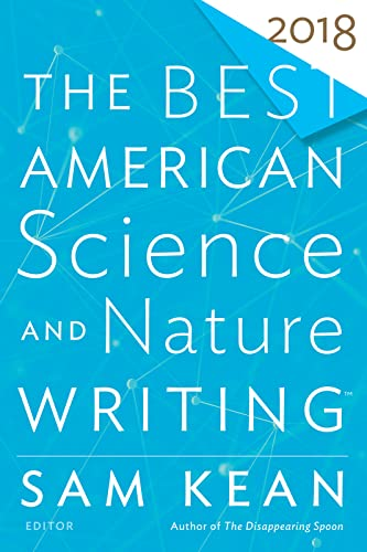 9781328987808: The Best American Science and Nature Writing 2018 (The Best American Series ®)