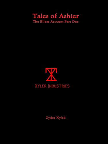 9781329054998: Tales of Ashier: The Ellem Account Part One