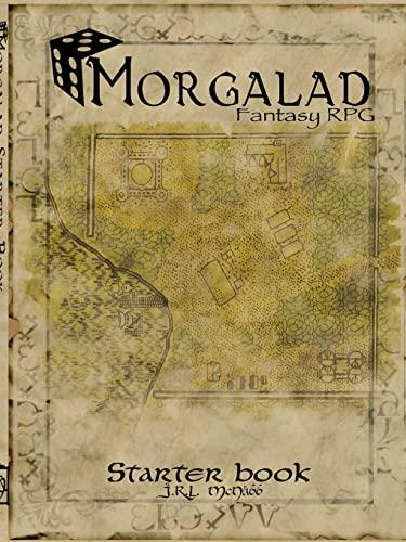 9781329061385: Morgalad StarterBook 8x11 Softcover