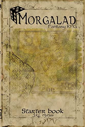 9781329061583: Morgalad StarterBook 6x9 Softcover