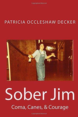 9781329061934: Sober Jim Coma, Canes & Courage