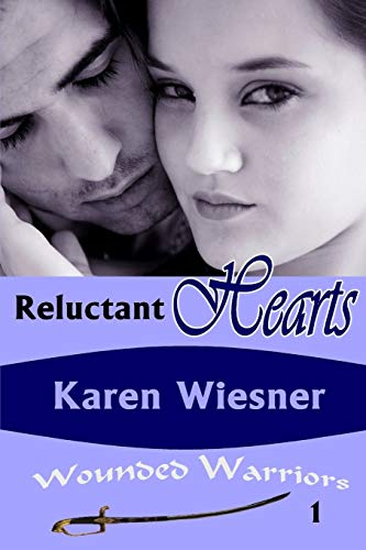 9781329065178: Reluctant Hearts, Book 1 of the Wounded Warriors Series