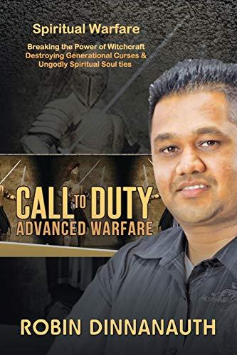 Call to Duty Advanced Warfare: Robin Dinnanauth